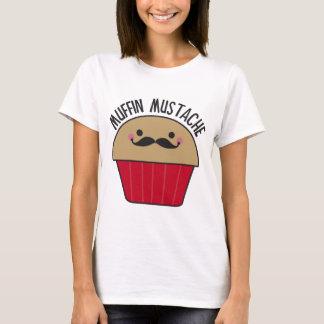 Muffin Mustache T-Shirt