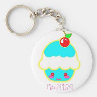Muffin Wear Key Ring