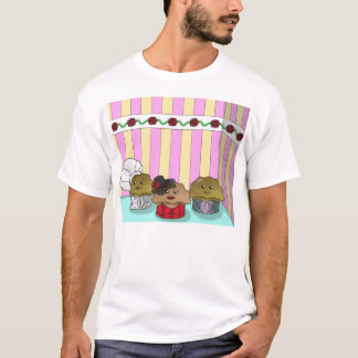 Muffins in their Environment T-Shirt