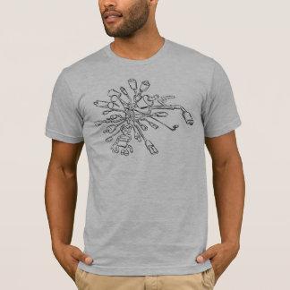 Muffler Action T-Shirt