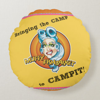 Muffy Campit Pillow