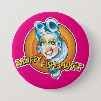 Muffy Fishbasket Fan Button