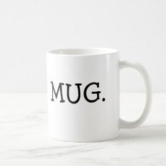 Mug. Basic White Mug