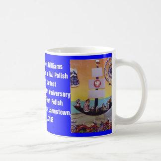 Mug, 2nd Prize PAJ Polish Heritage Contest