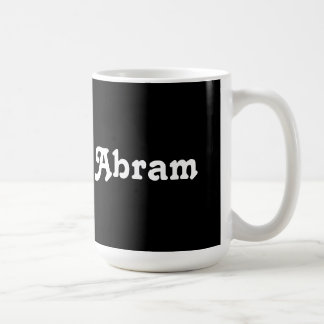 Mug Abram