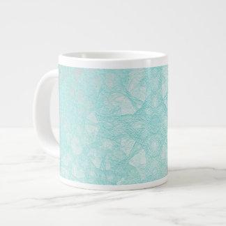 Mug abstract background retro style jumbo mug
