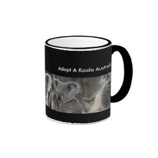 Mug Adopt A Koala Wildlife Child Australia