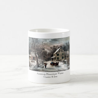 Mug - American Homestead: Winter