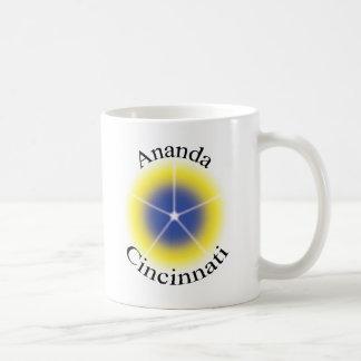 Mug-ananda cincinnati basic white mug