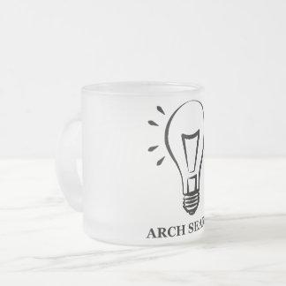Mug Arch Search - 296ml Fosco Glass