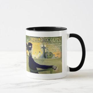 Mug: Art Nouveau -La Maison Moderne