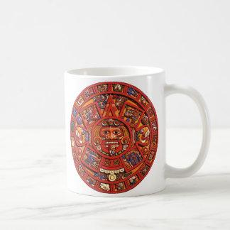 Mug: Aztec sun stone Coffee Mug