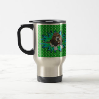 Mug Baby Basset Hound Sheldon