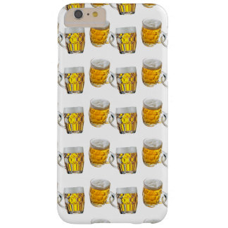 Mug Beer with white background Barely There iPhone 6 Plus Case
