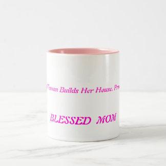 Mug Blessed Mom Spiritual