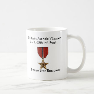 Mug Borinqueneers - Bronze Star