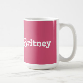 Mug Britney