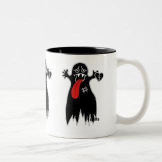 Mug, BuHa Two-Tone Mug