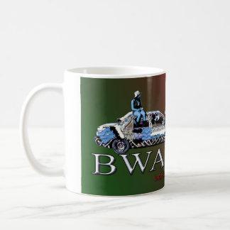 Mug: Bwadjak of Martinique Basic White Mug
