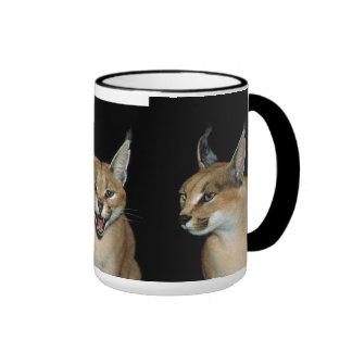 Mug - caracal