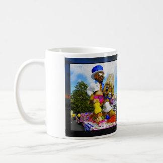 Mug: Carnival of Martinique Basic White Mug