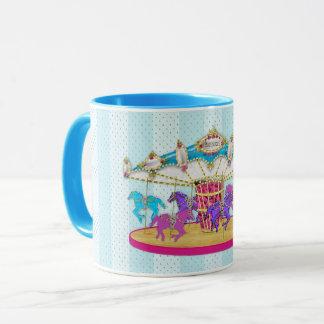 Mug - Carousel - Merry-go-round
