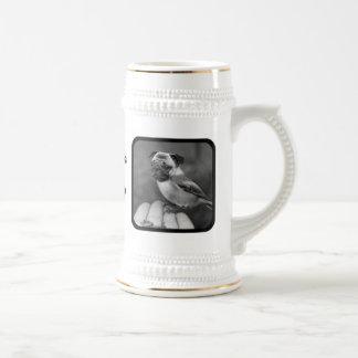 Mug - Chickapug or Pugadee BW
