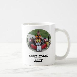 Mug Chris Racing 2006