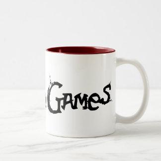 Mug: Cobweb Games Two-Tone Coffee Mug