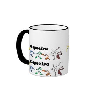 mug coffee capoeira techniques