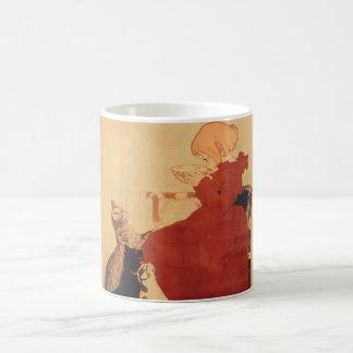 Mug Coffee Cup Cocoa Hot Chocolate Girl Cats
