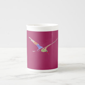 Mug, Color Violet Tea Cup