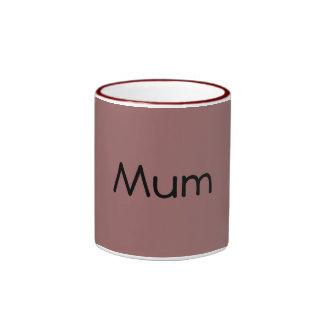 """Mug/Cup """"Mum """" Ringer Mug"""