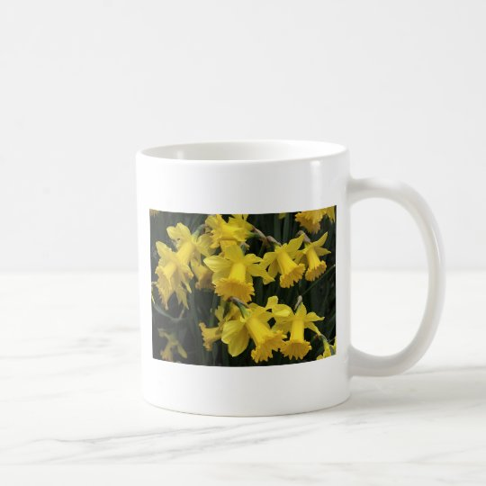 MUG, Daffodil Mass Coffee Mug