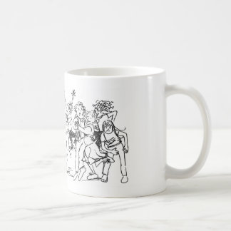 Mug: Dancing Fools Coffee Mug