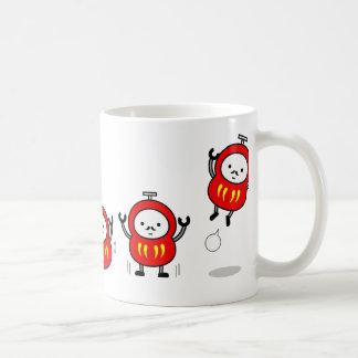 Mug - Daruma Robot - Chaaange!