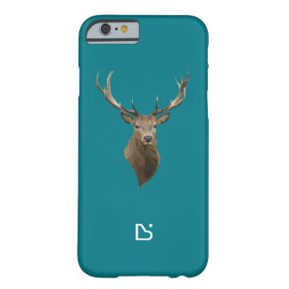 mug - deconstructed design - deer barely there iPhone 6 case