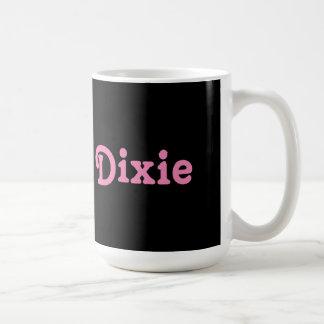 Mug Dixie