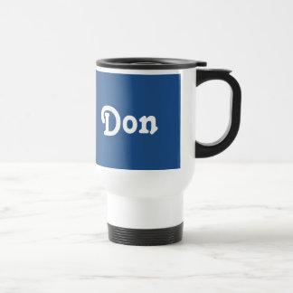 Mug Don
