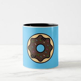 Mug doughnut