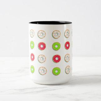 mug  doughnuts