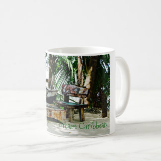 Mug - Dream Caribbean - Porch - Tropical