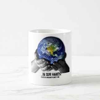 MUG- EARTH HANDS MAGIC MUG