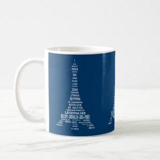 Mug Eiffel Tower steph2