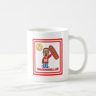 Mug-FD1 logo (Classic White) Basic White Mug