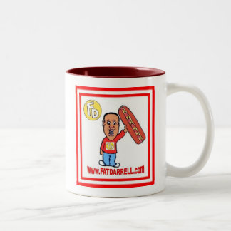 Mug-FD1 Two-Tone (red) Two-Tone Mug