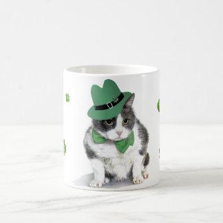 Mug:  Felix, the cat, in March Coffee Mug