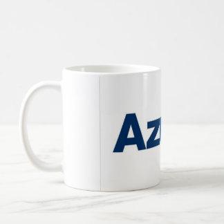 Mug Flies Blue