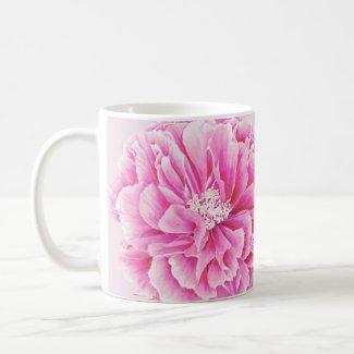 Mug - Floral Peony Design