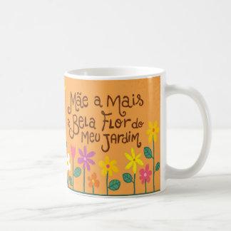 Mug Flower of Jardim